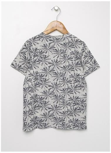 Limon Company Limon Kar Melanj T-Shirt Ekru